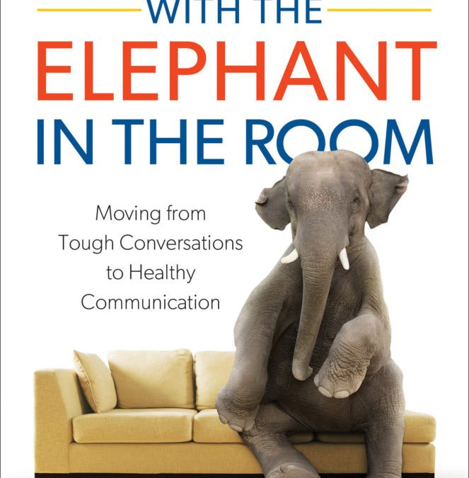 "Book Giveaway: ""Dealing with the Elephant in the Room"""