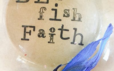 Blue Fish Faith, Guest Post by Jenna Marie Masters