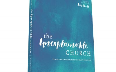 "Book Give-Away! ""The Unexplainable Church"" by Erica Wiggenhorn"