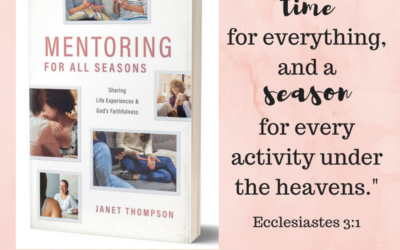 Book Giveaway: Janet Thompson's Book on Mentoring