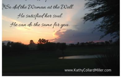 The Samaritan Woman: Three Strikes Against Her