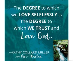 The Secret To Loving Well–Isaiah-Style