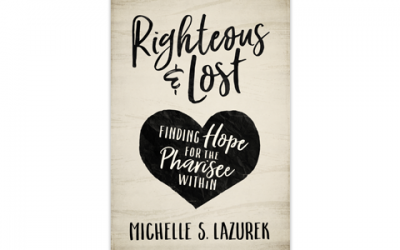 """Book Giveaway: """"Righteous and Lost"""" by Michelle Lazurek"""