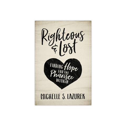 "Book Giveaway: ""Righteous and Lost"" by Michelle Lazurek"