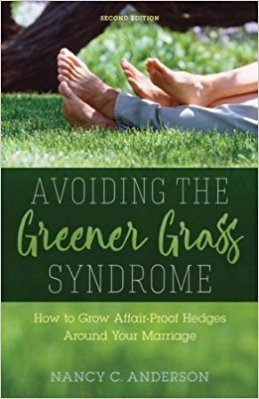 "Book Giveaway! ""Avoiding the Greener Grass Syndrome"" by Nancy C. Anderson"