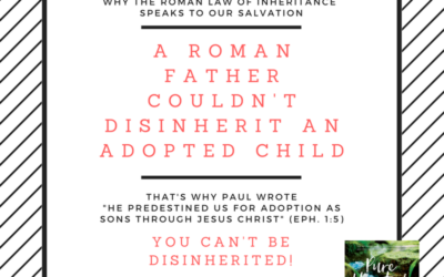 A Roman Father Couldn't Disinherit an Adopted Son