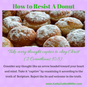 How to Resist A Donut