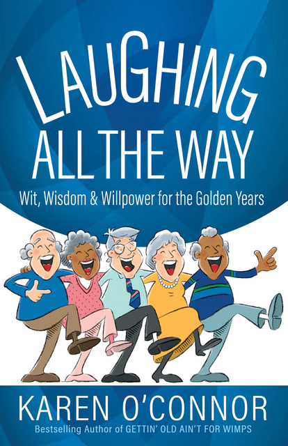 "Book Giveaway: ""Laughing All the Way"" by Karen O'Connor"