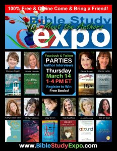 Win Free Books-Online Party Thursday, March 14th! | Kathy Collard Miller