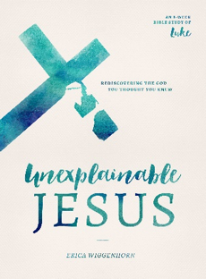 "Book Drawing: ""Unexplainable Jesus"" by Erica Wiggenhorn"