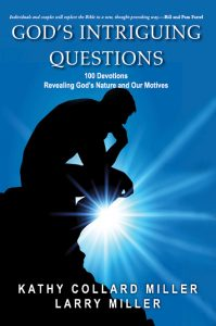 "A Taste of My Soon-To-Be-Released Book ""God's Intriguing Questions"""