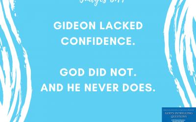"Gideon Has An ""Eye"" Problem"