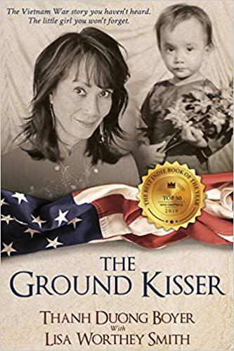 "Book Drawing! ""The Ground Kisser"" by Thanh Duong Boyer with Lisa Worthey Smith"