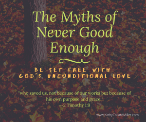 The Myths of Never Good Enough