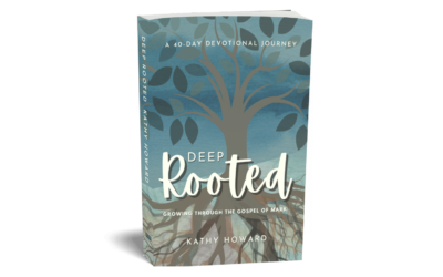"Book Drawing: ""Deep Rooted"" by Kathy Howard"